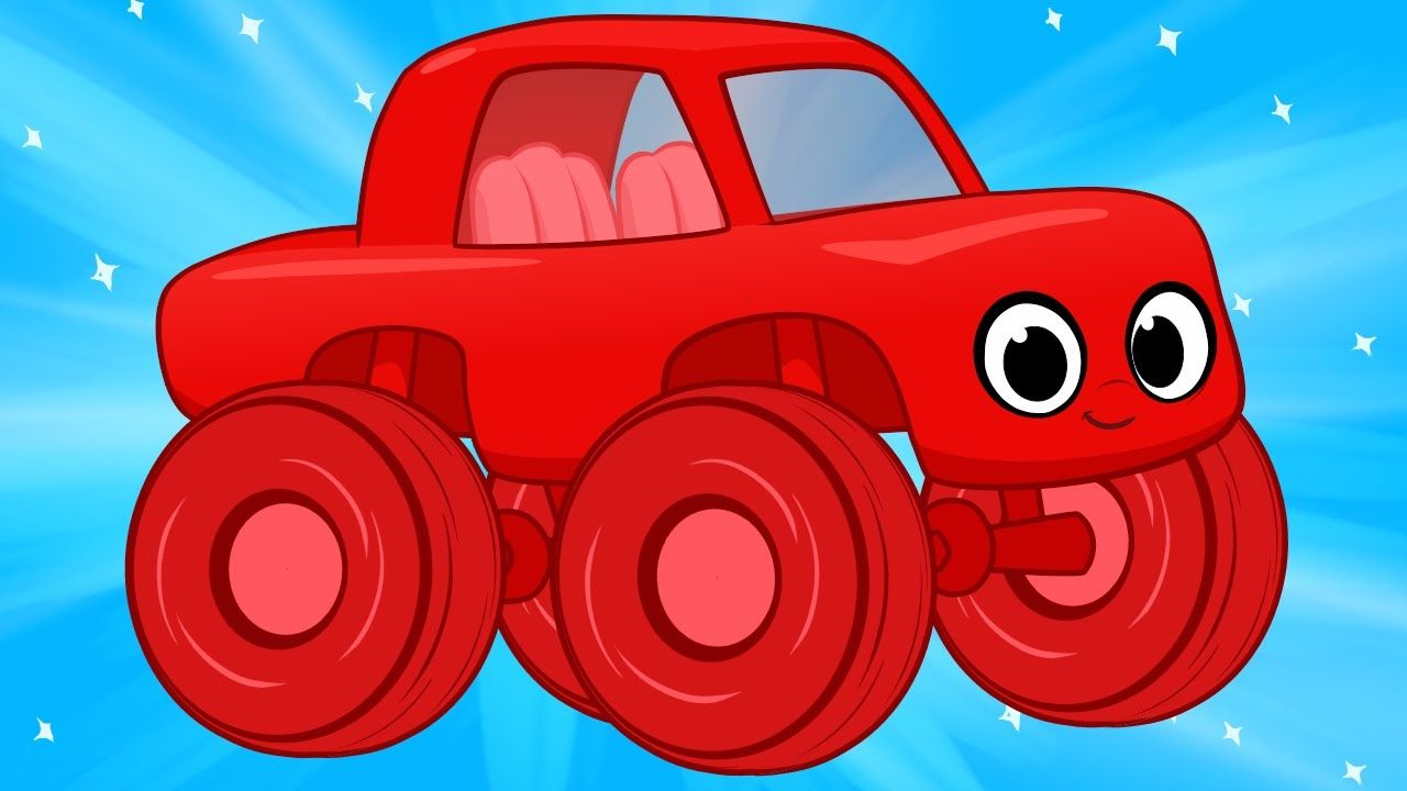 My Red Monster Truck And The Big Chase 1 Hour My Magic Pet Morphle M Monster Trucks Monster Truck Videos Monster Truck Cars A sweet puppy, a giant truck mila loves and takes care of morphle. monster trucks monster truck videos