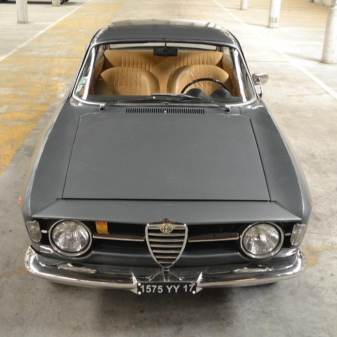 "Hoodscoop: ""Monday's Choice: 1969 Alfa Romeo Giulia GT"