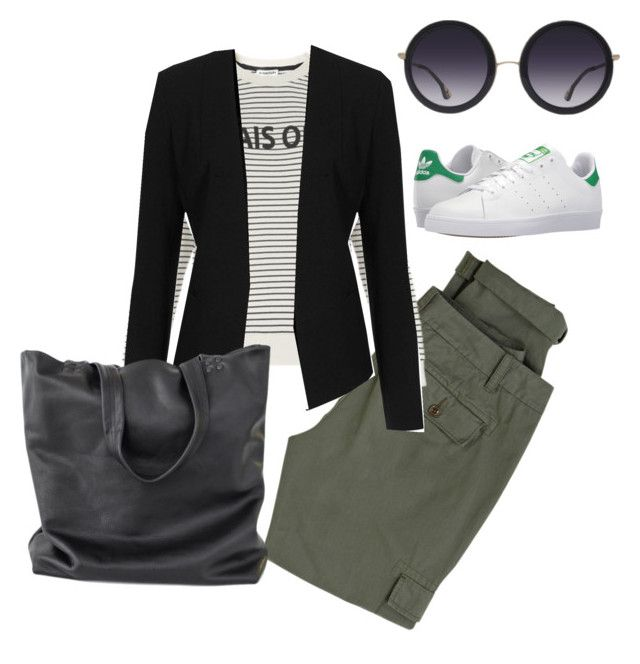 """Senza titolo #1308"" by misty08 on Polyvore featuring moda, G1, Oui, Topshop, adidas e Alice + Olivia"