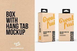 Download Free Download This Week Only Box With Hang Tab Psd Mockup Packaging Mock Up Product Packaging Graphic Mockup Psd Mockup Free Psd Free Psd Mockups Templates