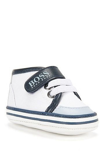 Baby shoes with leather soles from Hugo Boss Germany