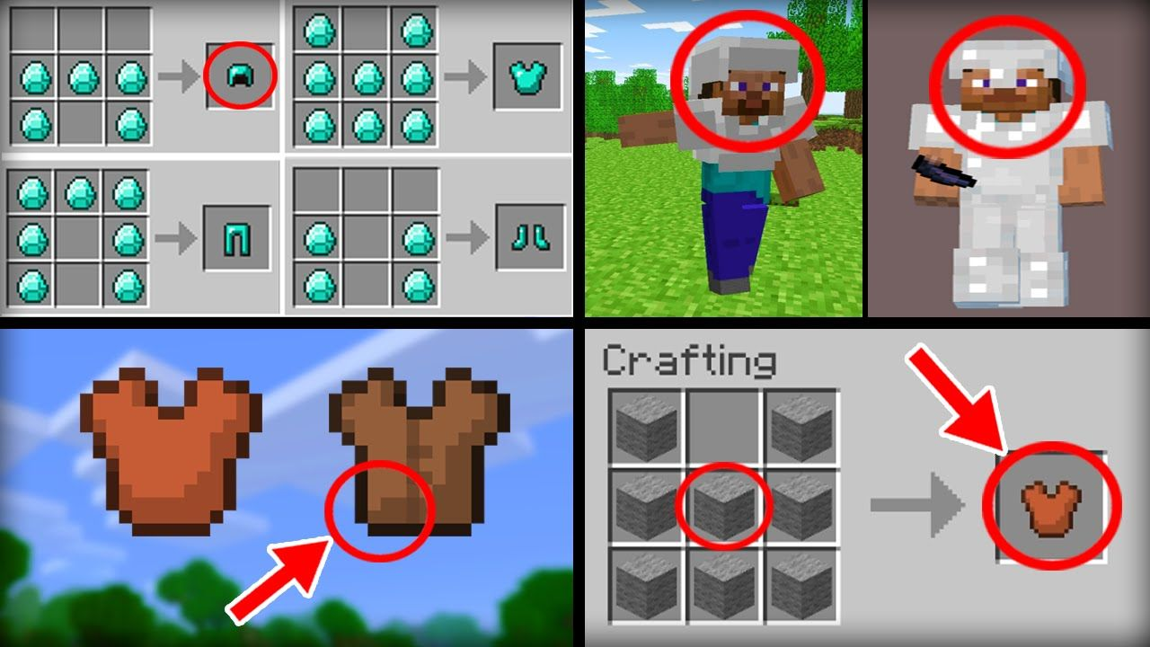 Minecraft 15 Things You Didn T Know About Armor Minecraft