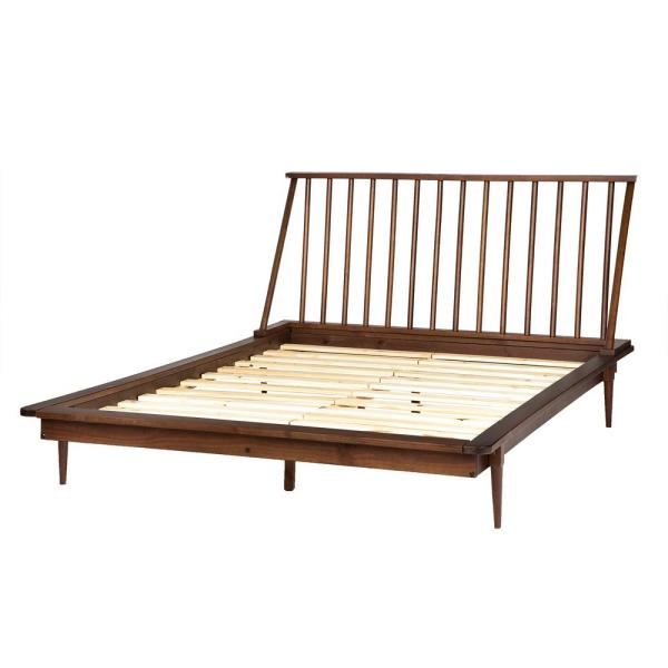 Foundstone Armand Platform Bed In 2020 Queen Platform Bed Upholstered Platform Bed Modern Platform Bed