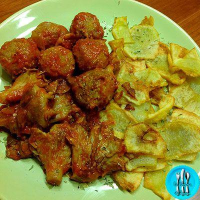 Lovely La Cocina De Juani   Albóndigas Y Croquetas