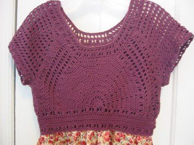 Free Easy Crochet Patterns Summer Tops Crochet Pattern Central