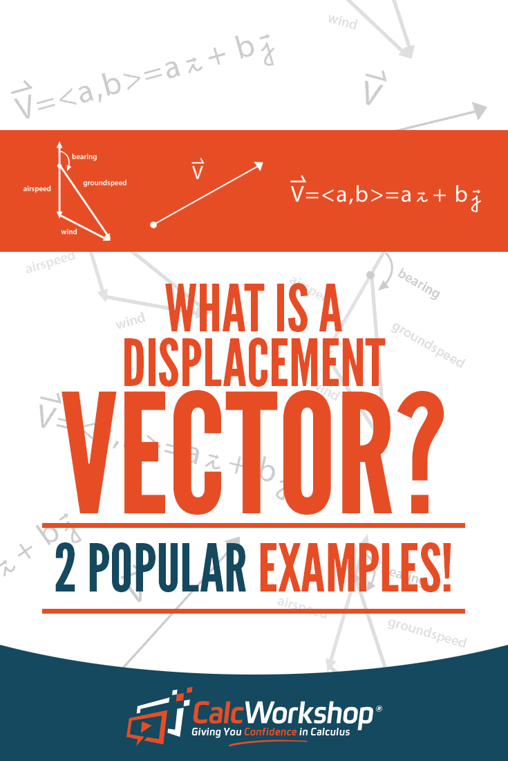 Displacement And Direction With Vectors 2 Popular Examples