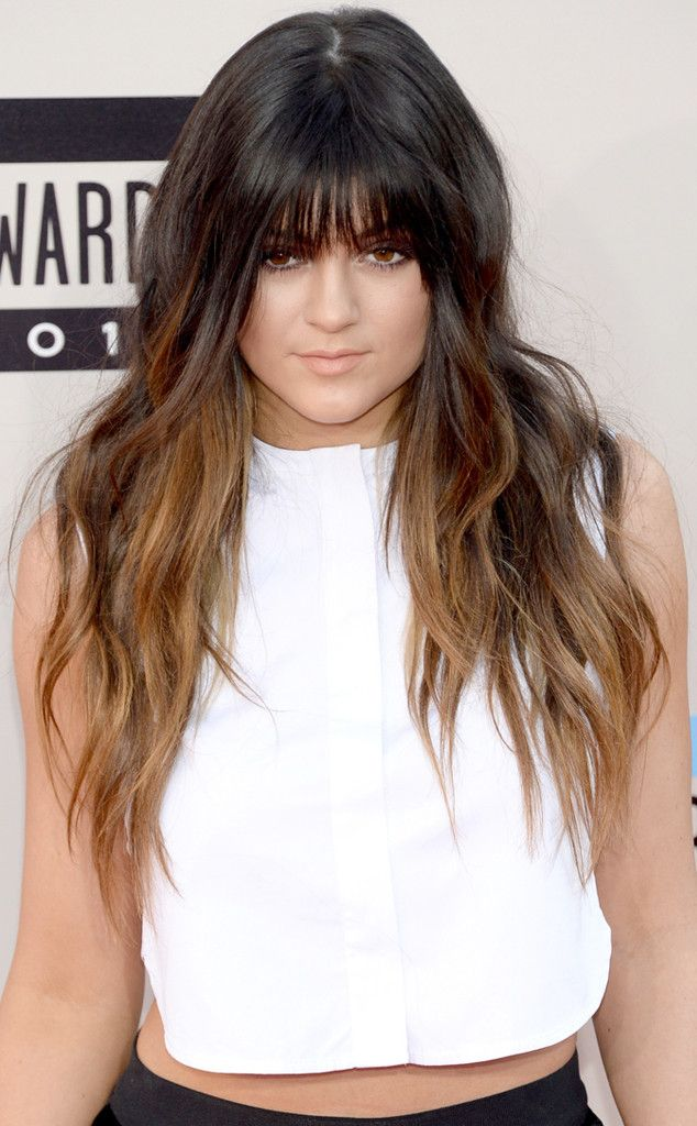 What Is Kylie Jenner Haircut Called July 2017