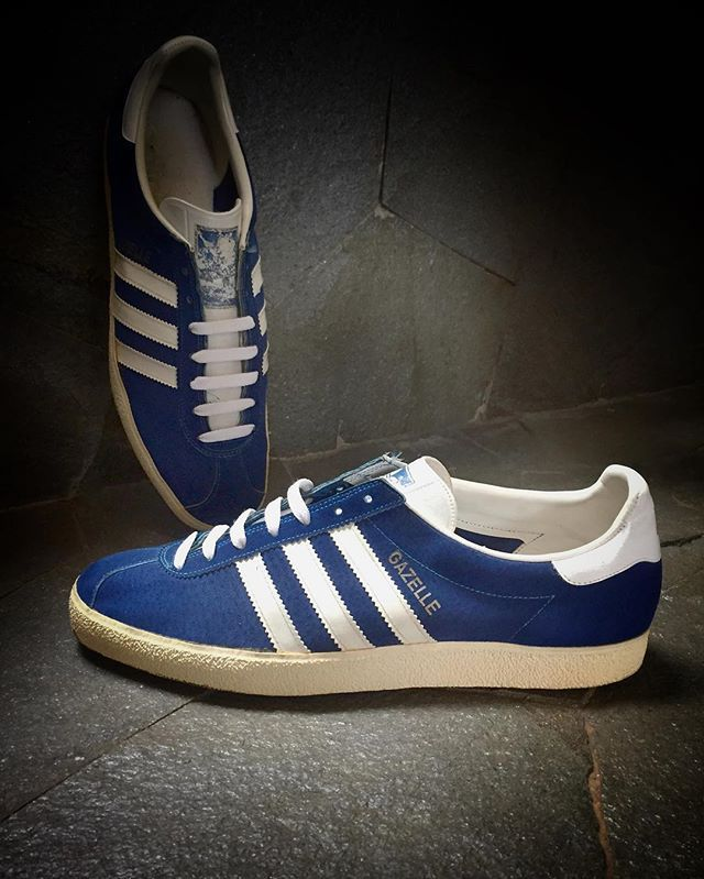 grossiste b6213 a5f7b adidas Originals Gazelle Vintage (Made in Austria) | Nice ...