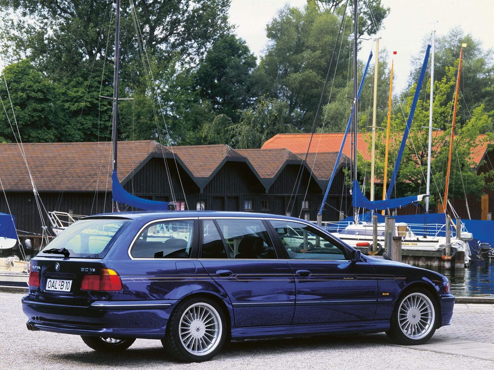 Www Illiconego Com Alpina B10 V8 Bmw E39 Touring Bmw Alpina Bmw