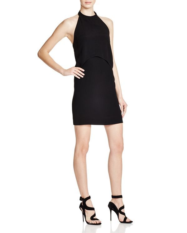 French Connection Emma Crepe Dress