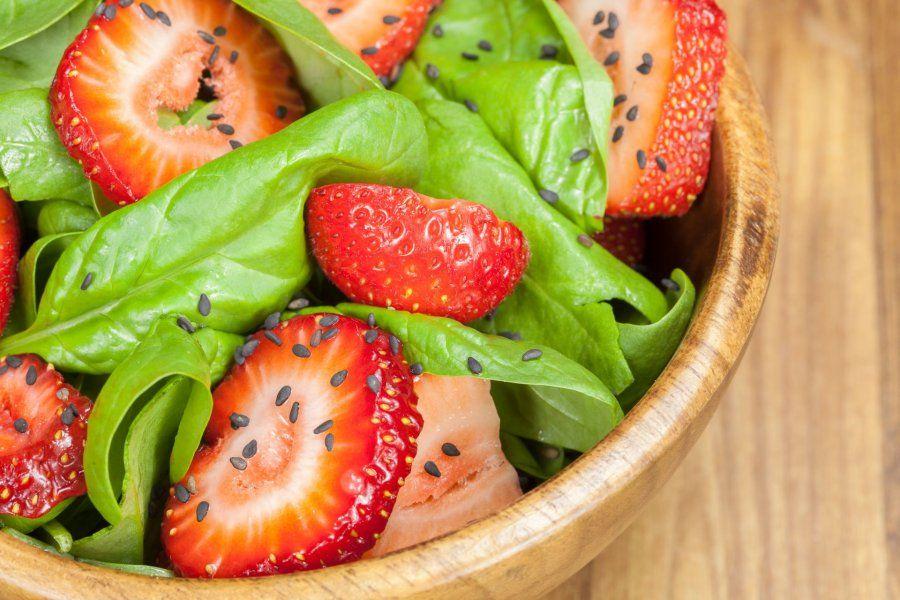 24+ Dressing fuer salat mit erdbeeren 2021 ideen