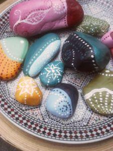painted pebbles/stones [Steine bemalen] | JenMun(a) #steinebemalenvorlagen painted pebbles/stones [Steine bemalen] | JenMun(a) #steinebemalenvorlagen