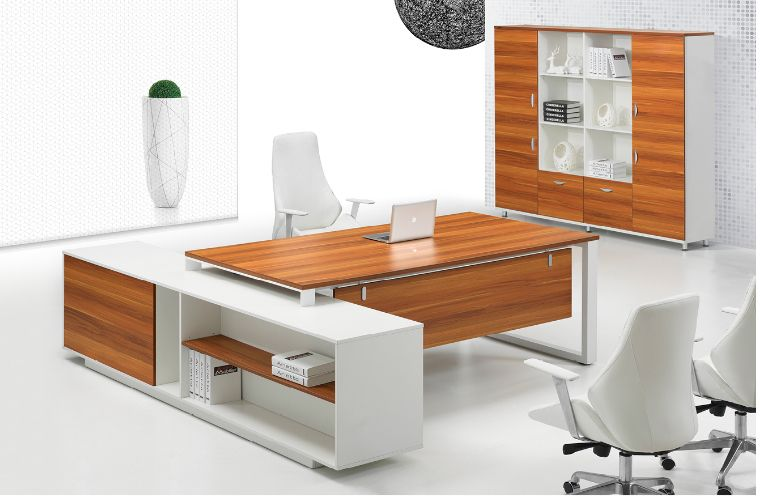 Fashion Movable Elegant Office Table