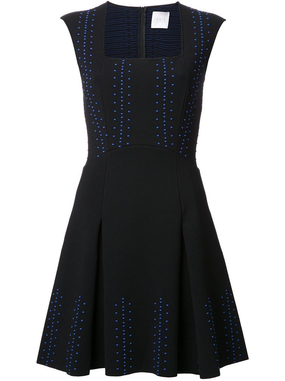 Ingie Paris Платье С Вышивкой - Etoile La Boutique - Farfetch.com