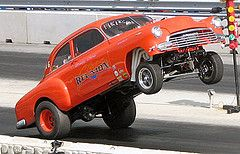 pics of gassers chevy 1952 WHEELSTAND (GASSERII