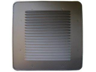 Aluminium Lüftungsgitter Stegblech Lüftungssieb Lüftung Edelstahl 60x500mm