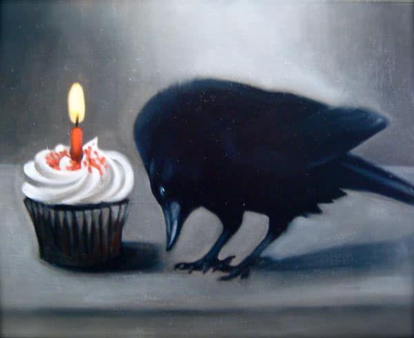 Today is Edgar Allen Poe's birthday. He'd be 210 years old ...