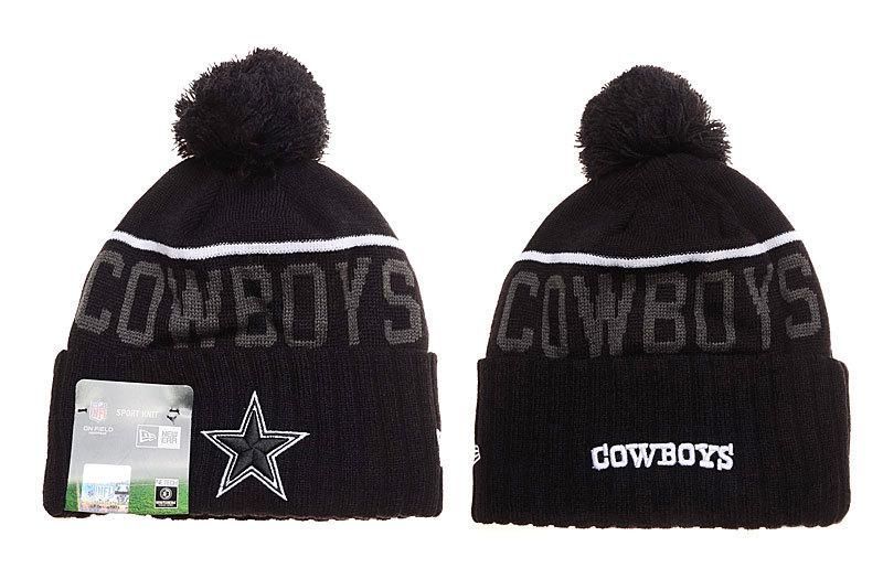 1cbca485 Mens / Womens Dallas Cowboys New Era NFL Fashion Sports Cuffed Knit ...