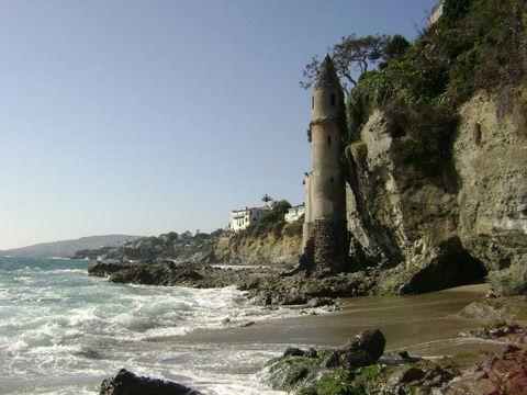 Victoria Beach Laguna Beach beach Laguna Beach Information