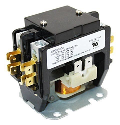 Packard C230b 2 Pole 30 Amp Contactor With 120 Volt Coil I