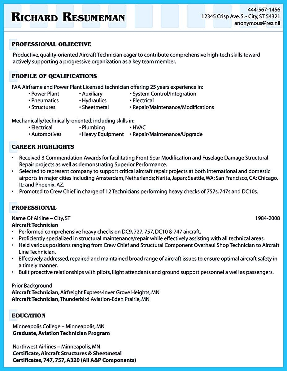 Power Plant Mechanic Sample Resume If You Need To Propose A Job And Work In A Group You Need To Write .