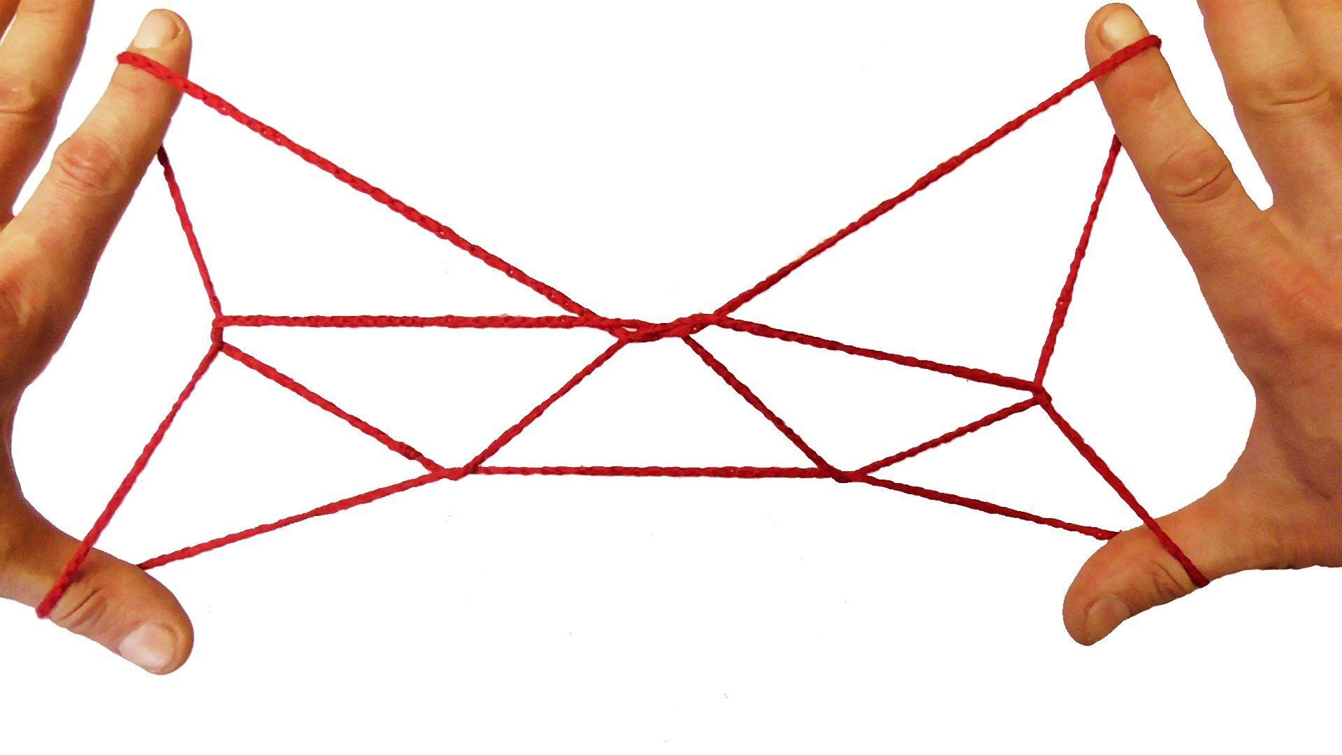 Pin on string tricks