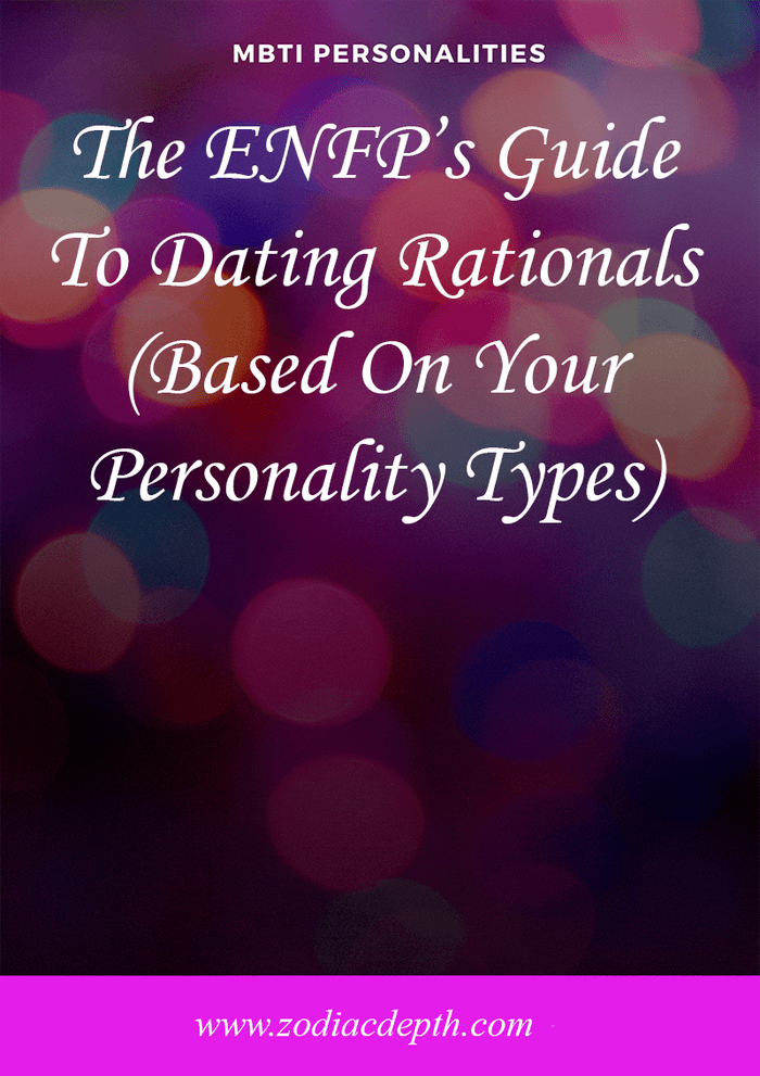 mbti dating guide