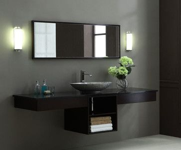 Bathroom Vanities Sets - modern - bathroom vanities and sink ... on designer bathroom sinks, designer bathroom basins, designer living room sets, designer kitchen sets, designer mirror sets, designer desk sets, designer bathroom scales, designer bathroom shelves, designer bedroom sets, designer bathroom taps, designer curtains sets, designer bathroom accessories, designer bathroom faucets, designer bedding sets, designer bathroom curtains, bathroom cabinet sets, designer bathroom showers,