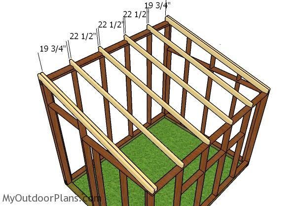 Small Lean to Greenhouse Plans MyOutdoorPlans