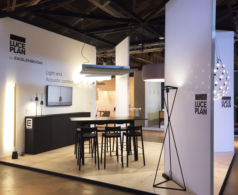 Luceplan by Eikelenboom #luceplan #designdistrict #2017 #akoestische ...