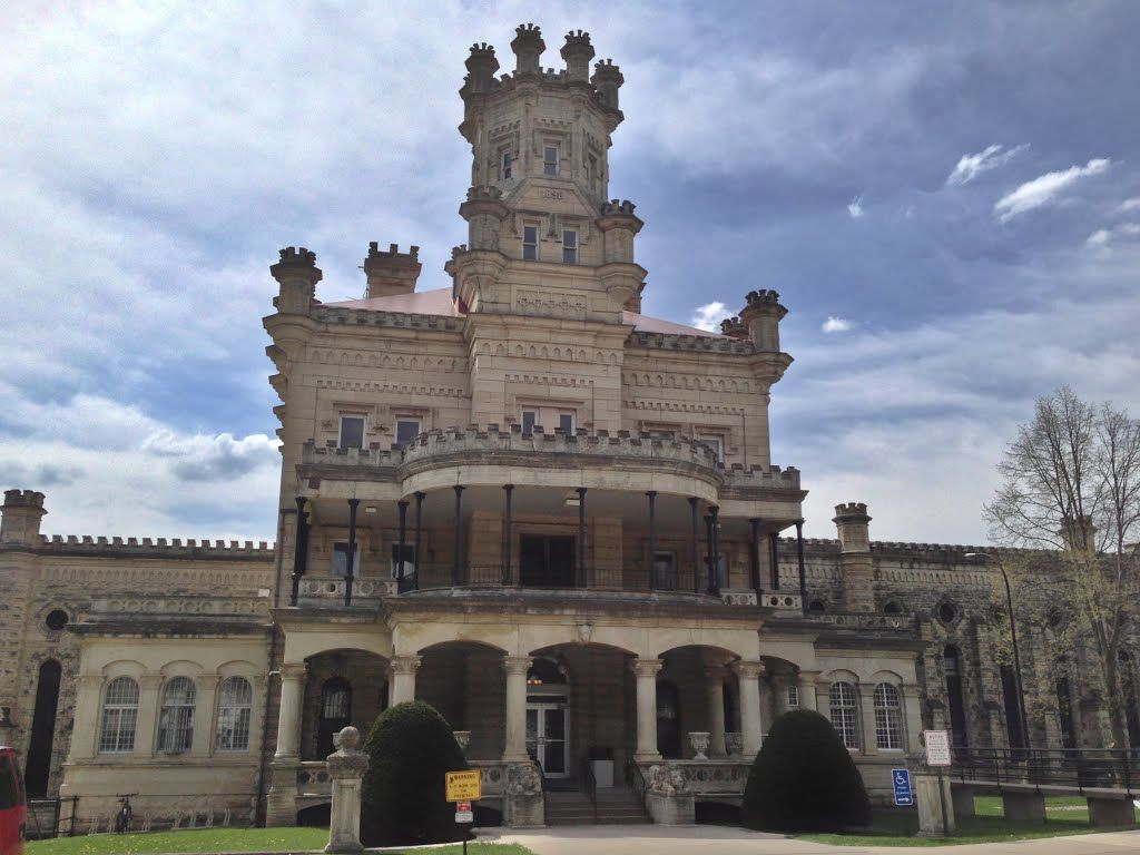 Anamosa State Penitentiary(1024×768) Places to go