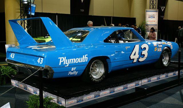 Richard Petty Racing Plymouth Superbird Plymouth