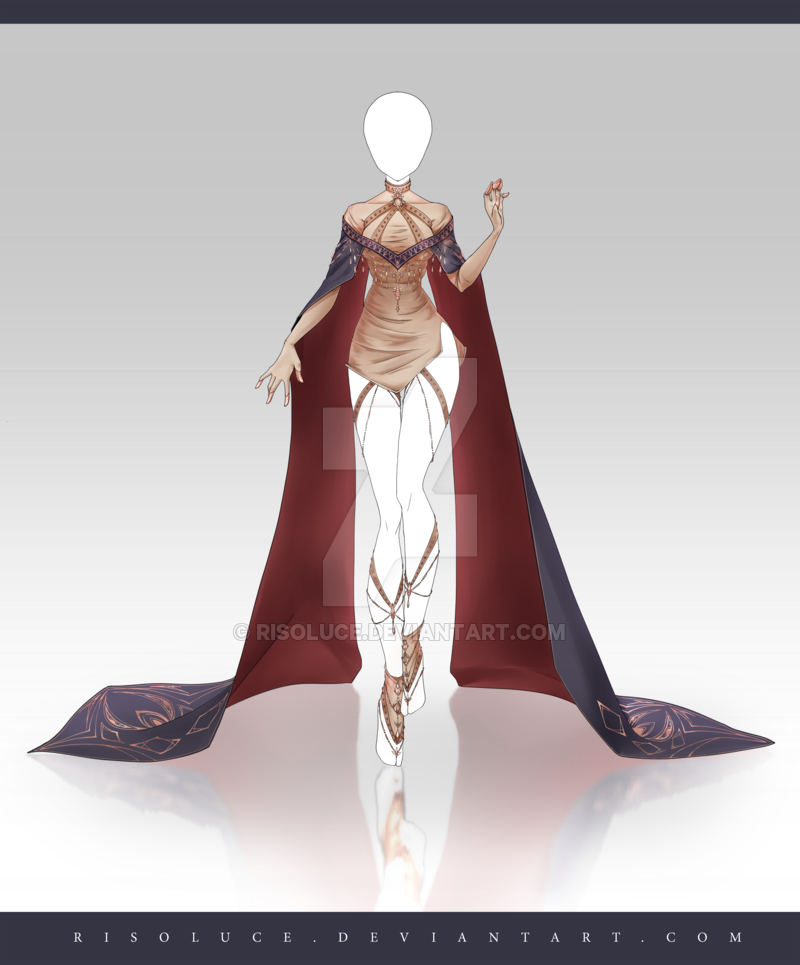(OPEN) Adoptable Outfit Auction 234 By Risoluce.deviantart