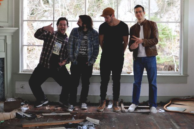 Norwalk Band Crown Colony Set To Release Debut Album