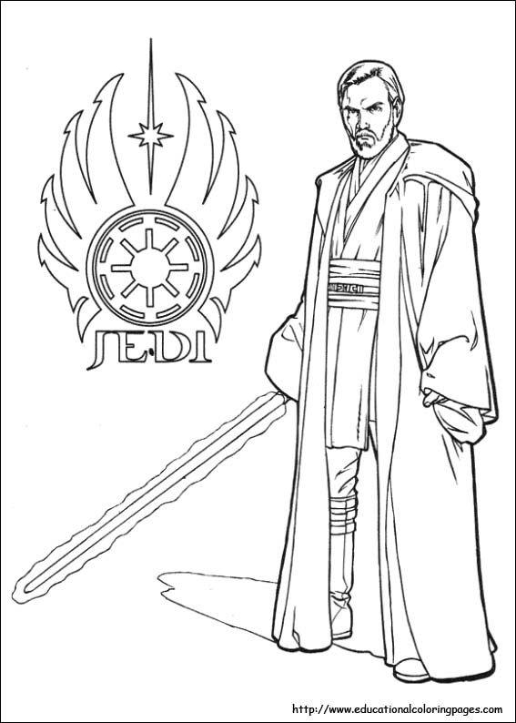 obi wan kenobi star wars printable