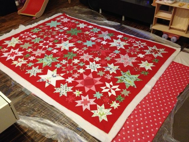 Freestyle Quilting: Did I say December?