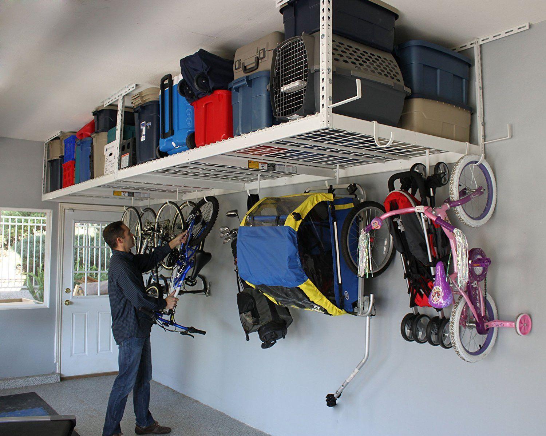 Design Garage Bike Storage Ideas best 25 garage bike storage ideas on pinterest rack saferacks overhead heavy duty 18 33 ceiling drop