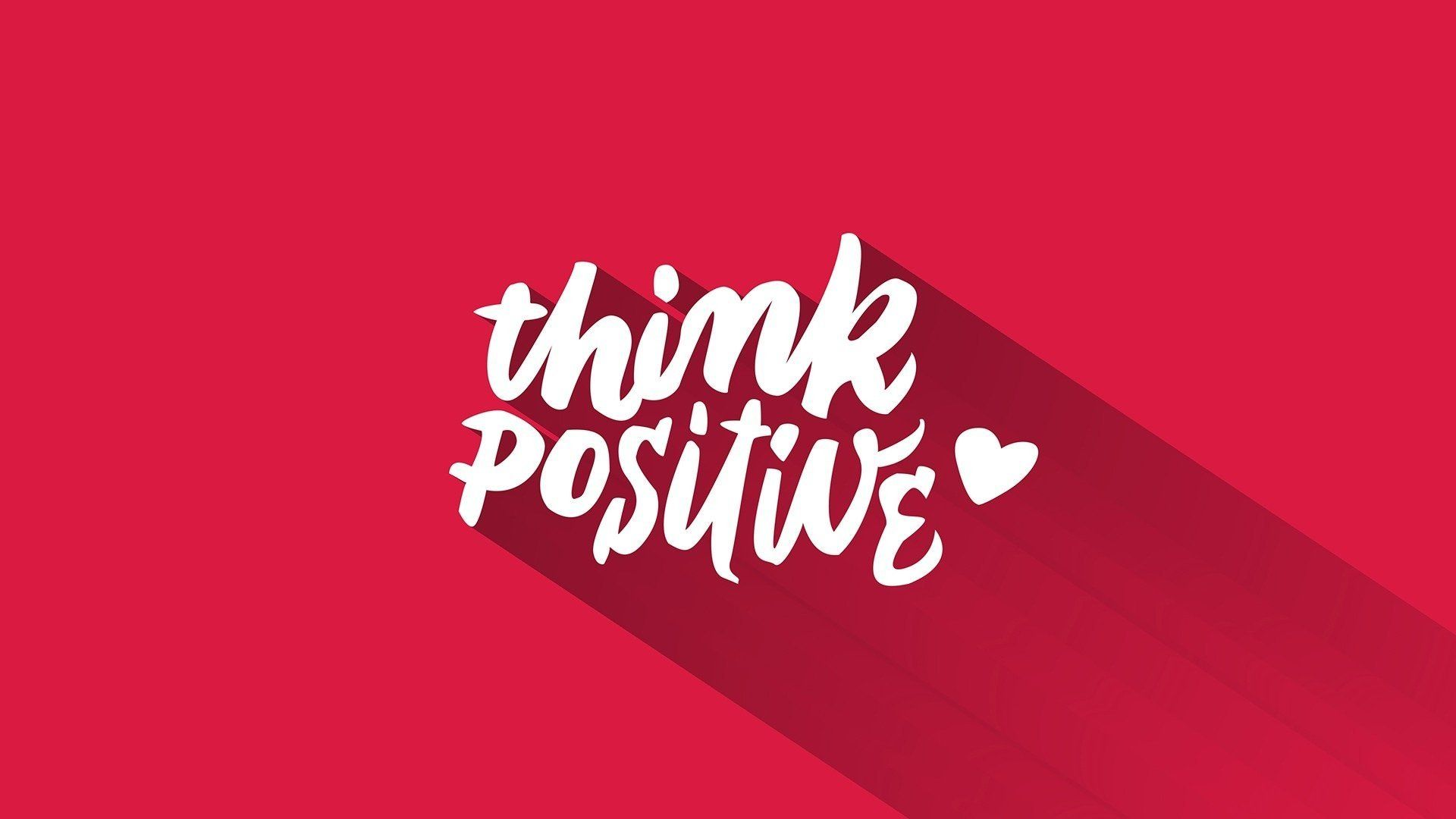 Think Positive Motivational Quotes Photos Wallpaper