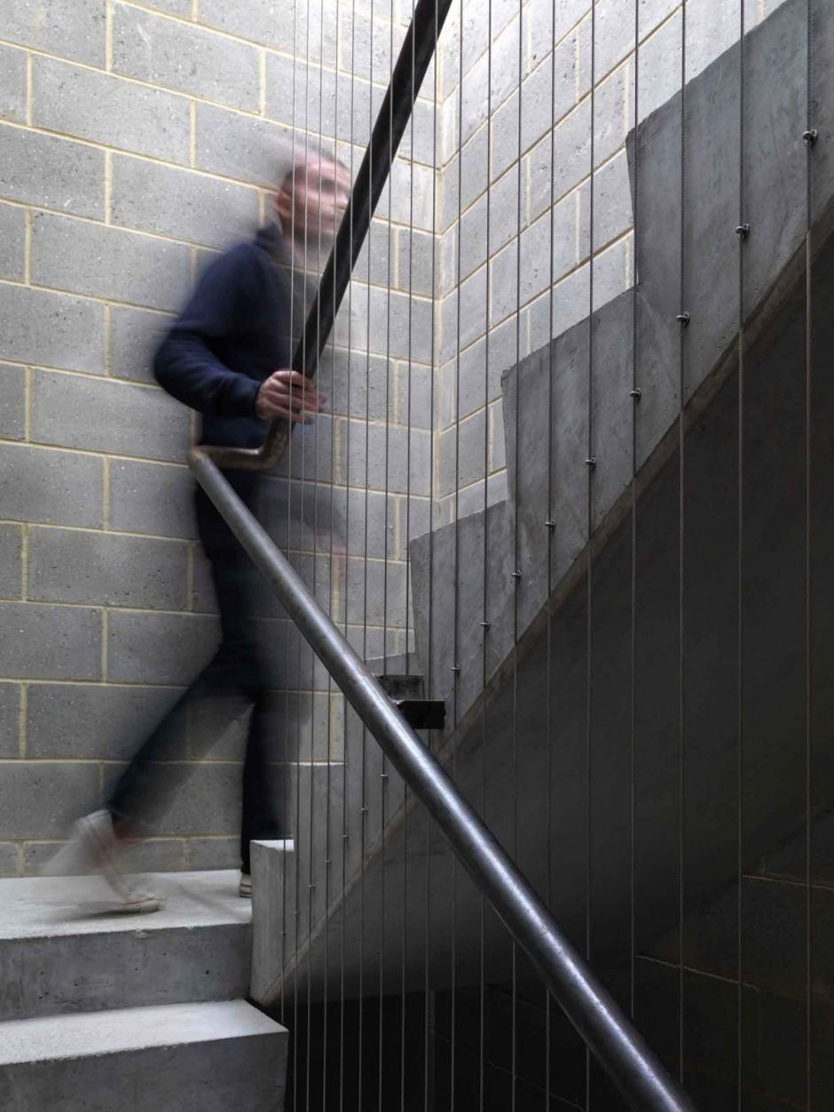 Best Exposing Blockwork Internally Google Search Stairs 400 x 300