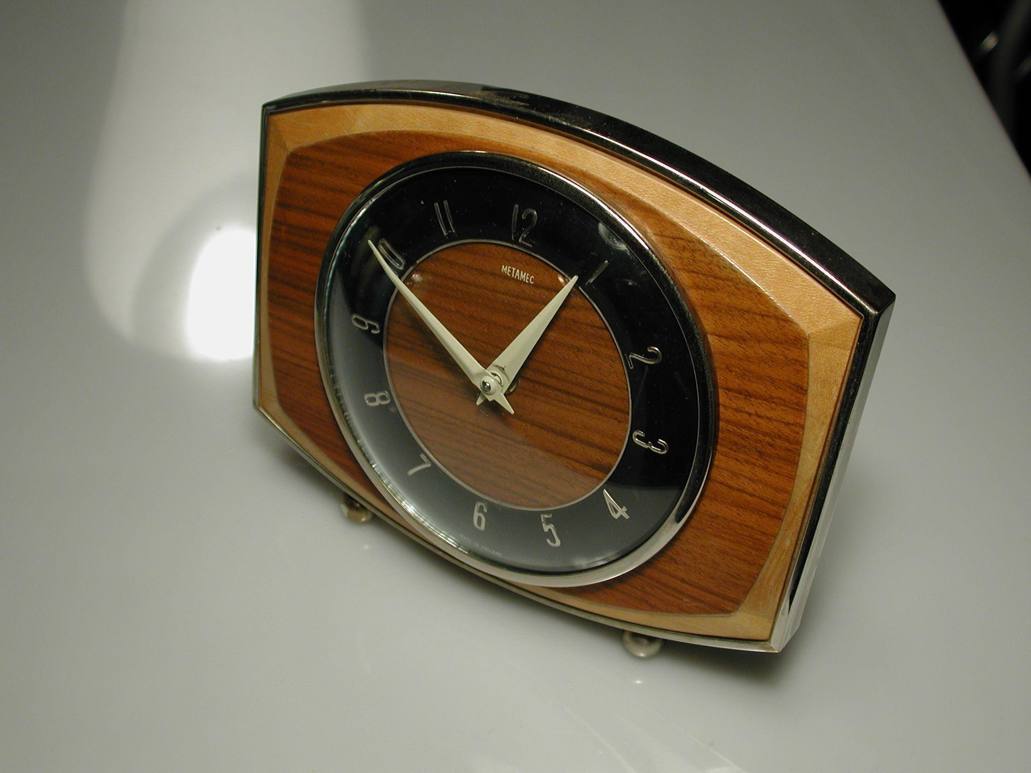 Medie zentra orologio da tavolo meccanico orientabile ebay