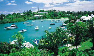 Tuckers Town, Bermuda.