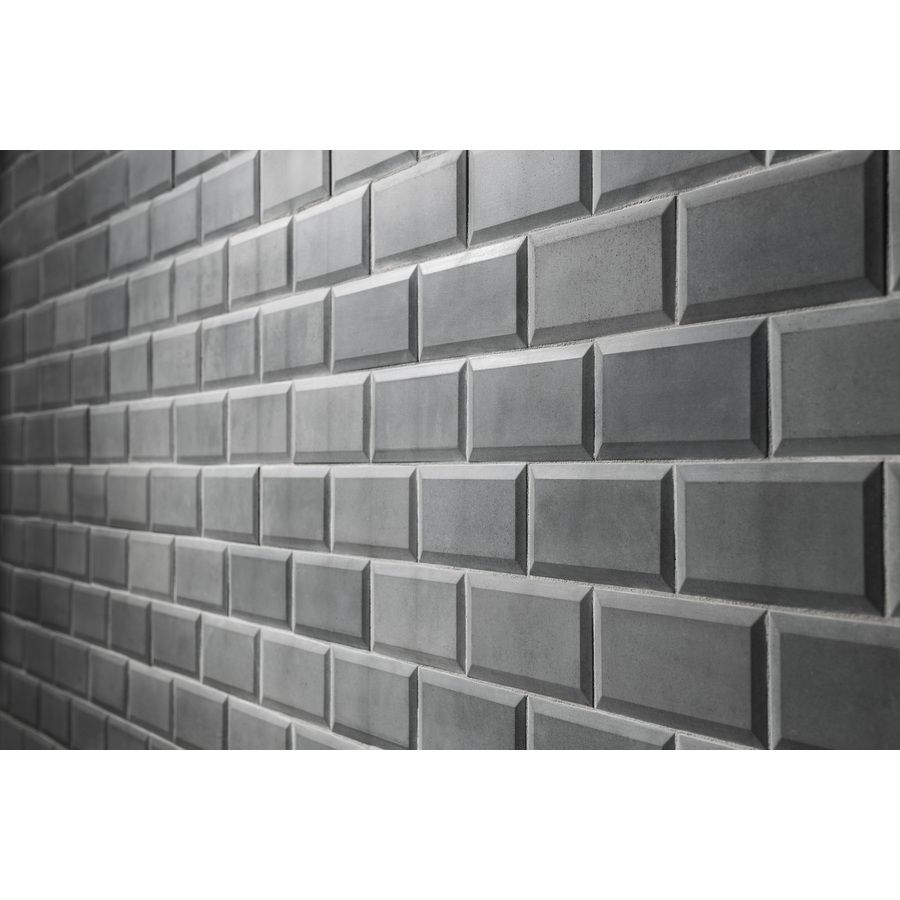 Shop epoch architectural surfaces 8 pack concrete gray concrete shop epoch architectural surfaces 8 pack concrete gray concrete indooroutdoor wall tile dailygadgetfo Choice Image