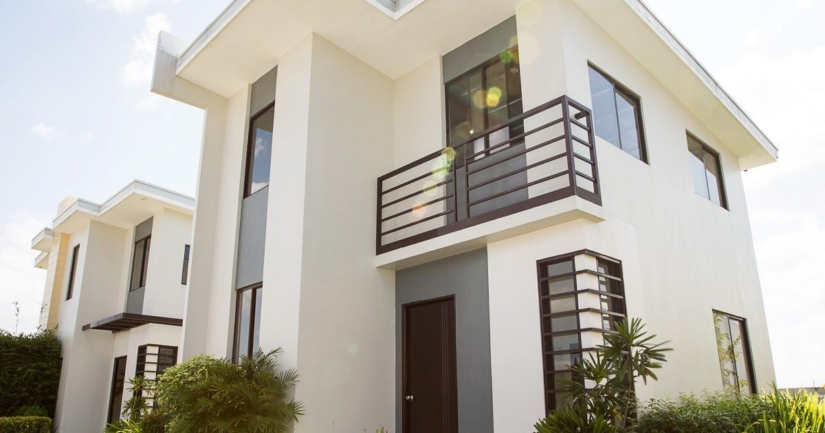 Affordable House And Lot Philippines Amaia Land Modern Zen House Design Cm Builders Pinoy House Plans Plan You In 2020 Zen House Design House Design Modern Zen House
