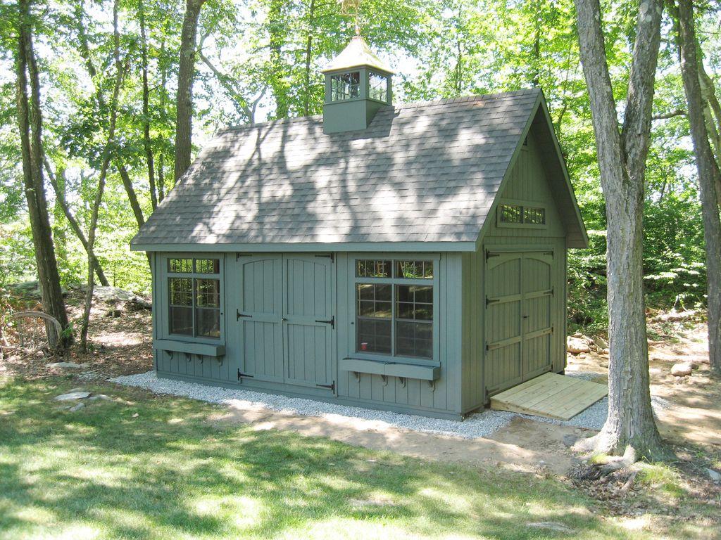 gardens - Garden Sheds Massachusetts