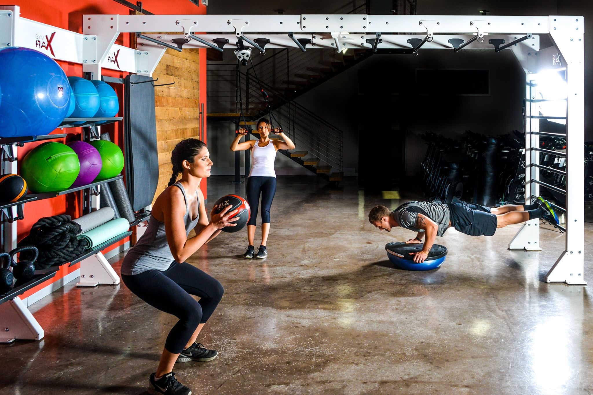 Get inspired see conceptual gym rax configurations and our