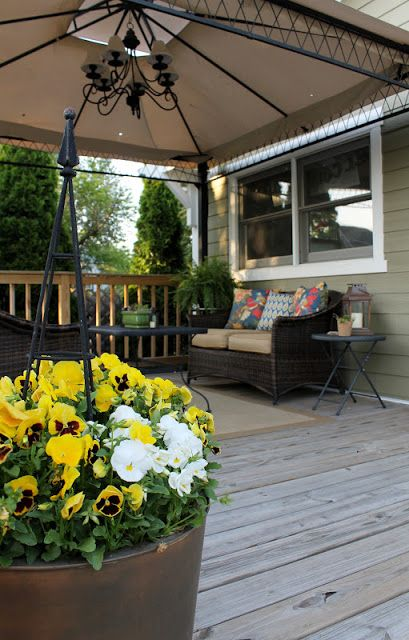 Canvas Awning Ideas Patio