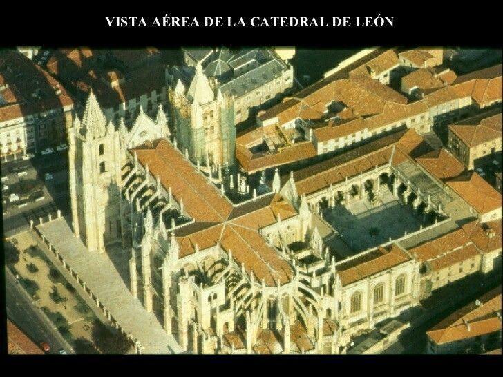 Catedral de Leon, España