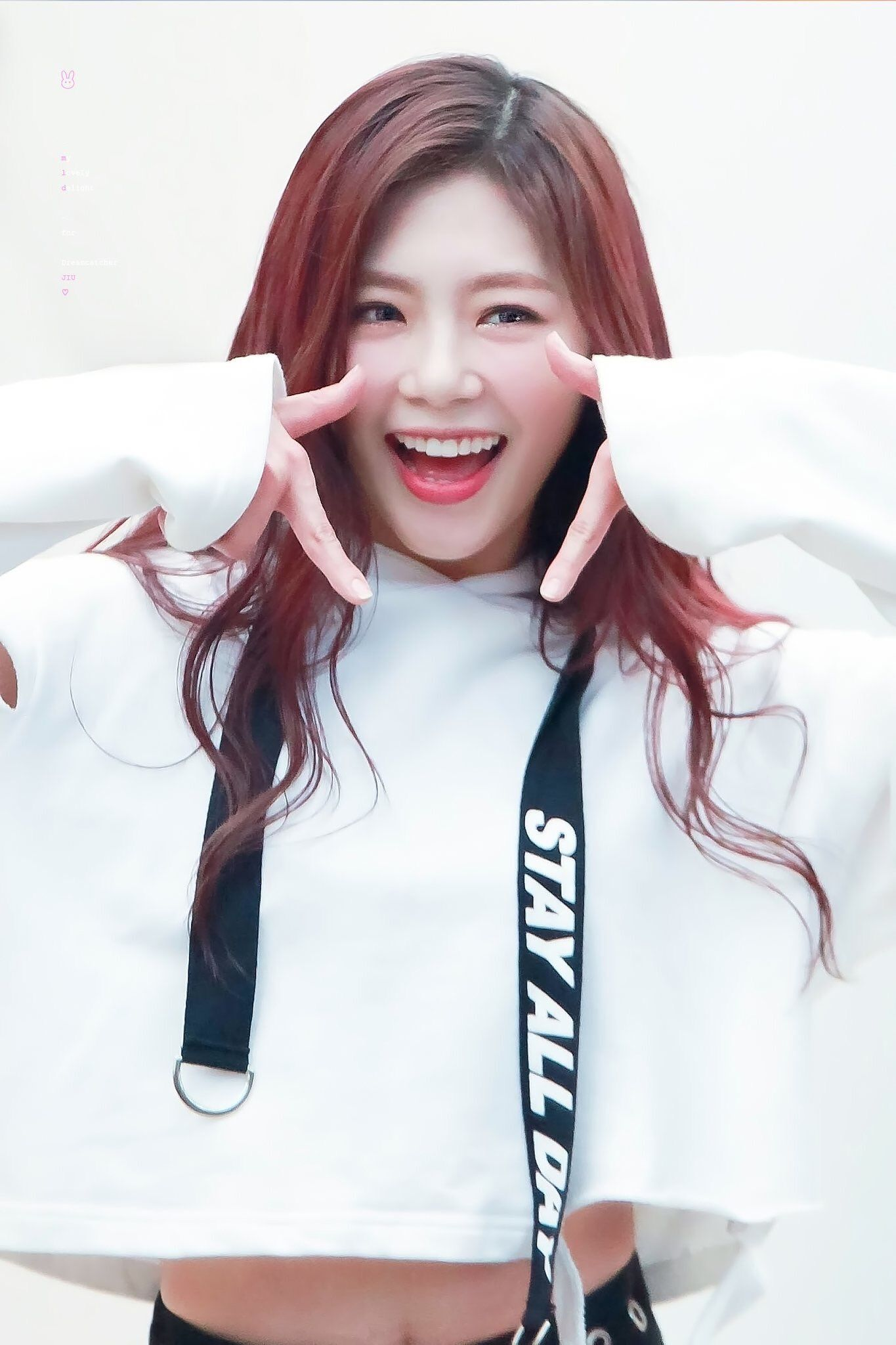 Dreamcatcher Jiu | Kpop | Pinterest | Dream catcher, Jiu ...