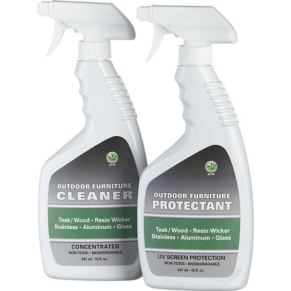 Outdoor Furniture Cleaner