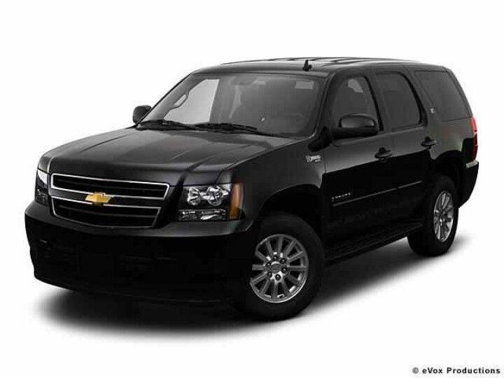 Family Car Chevrolet Tahoe Chevy Tahoe Tahoe Hybrid
